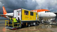 Ambulift renting at Bordeaux airport